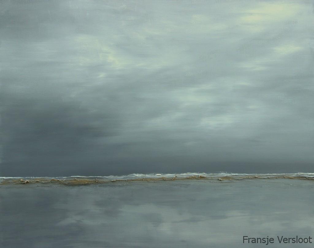 Noordzee 150 x 120sold